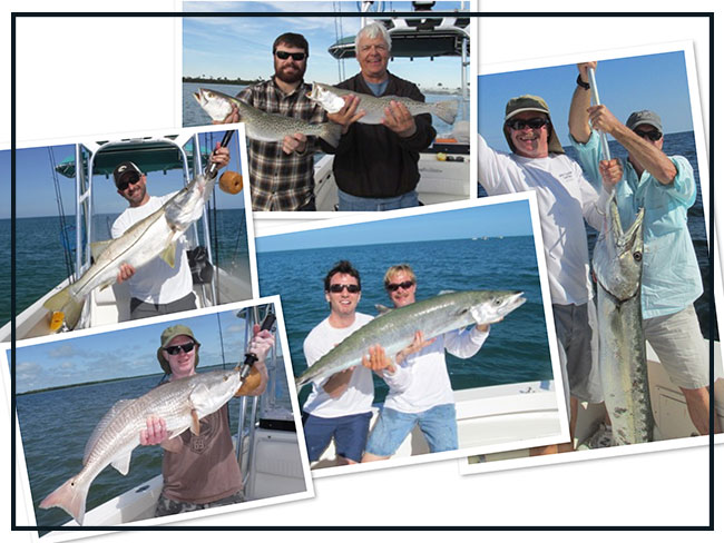 Tampa, Tampa Bay, and Clearwater Fishing Charters