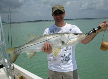 Beautiful Beach Snook