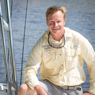 Captain Stewart Ames, Tampa and Clearwater Fishing Charters