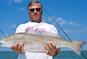 Tampa Redfish Fishing